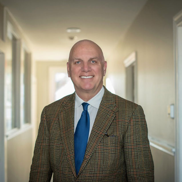 Matthew Stockert of Webb Insurance in Lake Forest, Illinois